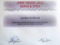Kadernice Lenka Kralova_2012 jarní trendy