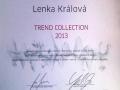 Kadernice Lenka Kralova_2013 trend collection